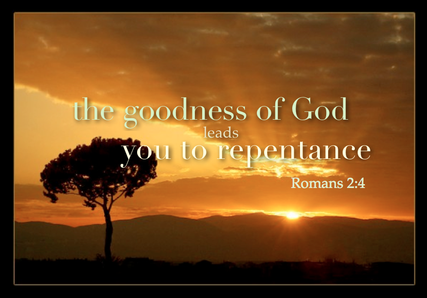 repentance jesus and god A prayer of repentance - to the chief musician a psalm of david when nathan the prophet went to him, after he had gone in to bathsheba have mercy upon me, o god.