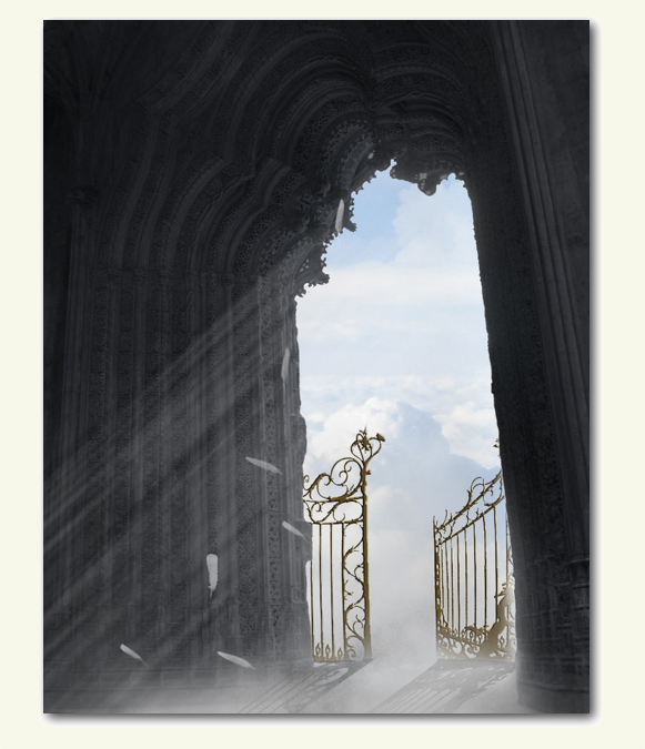 Gate To Heaven PNG