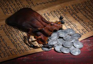 silver of Judas